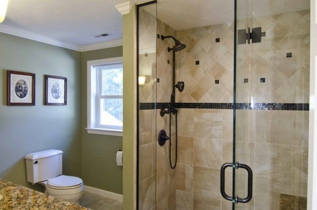 shower remodel New Hampshire