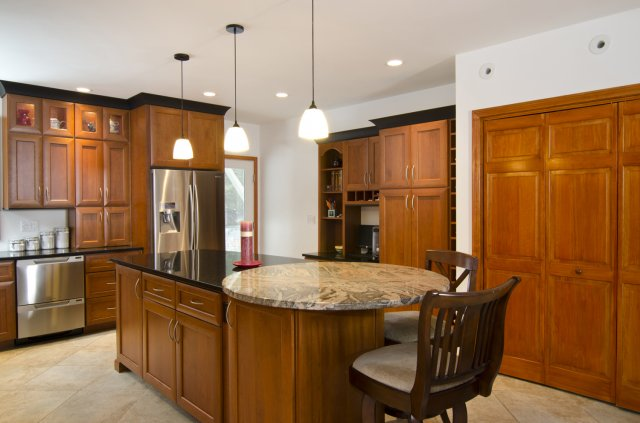 kitchen addition Mass.