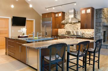 modern kitchen remodeling southern mass