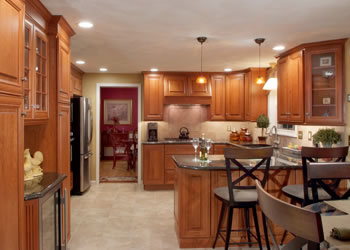 modern kitchen remodeling southern New Hampshire