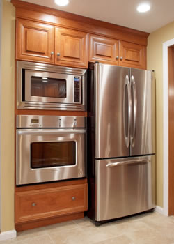 stainless kitchen NH