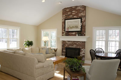 Room addition nashua nh gm roth design remodeling for Family room addition pictures