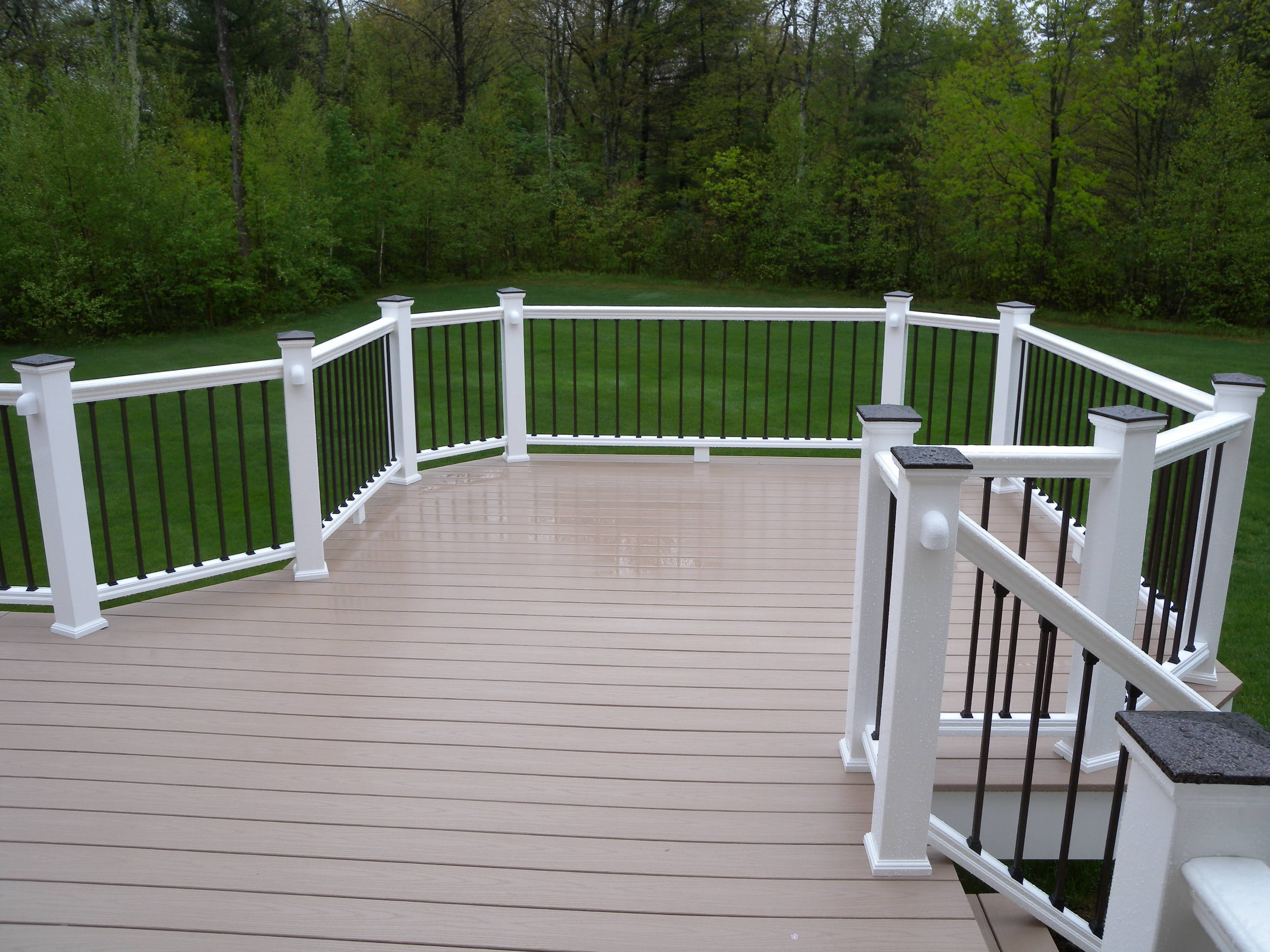 Adding Value to Your Home with a New Deck or Portico ...