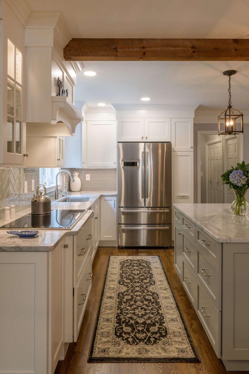 Kitchen Addition Gallery | Nashua NH | GM Roth Design ...
