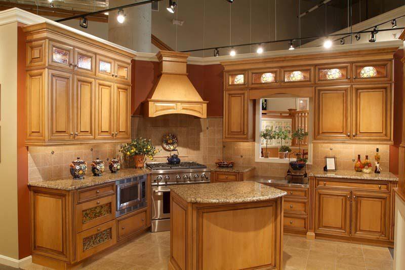 Wooden Kitchen Ideas Showroom