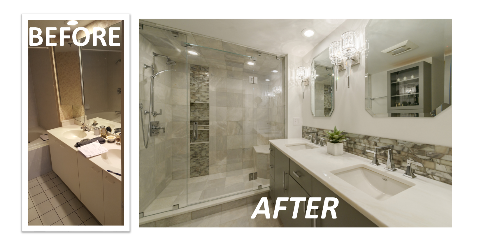 Surviving A Bathroom Remodel Tips From The Pros Nashua NH GM - Bathroom remodel process